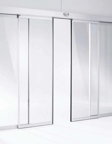 Portas Automáticas  ECDrive